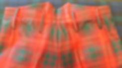 Tartan Trews Fishtail