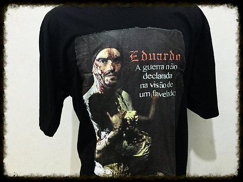 """Camiseta livro """" A guerra não declarada.."""""""