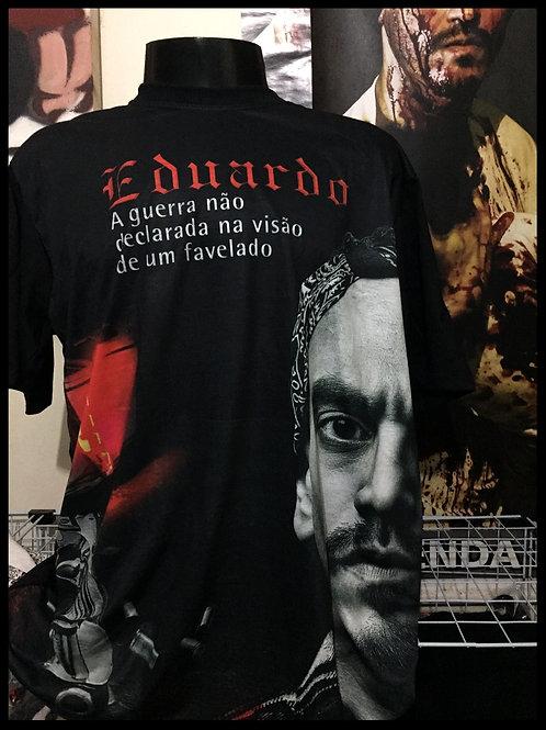"""Camiseta livro """"A guerra não declarada...Vol 2"""""""