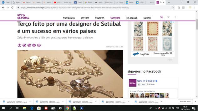 New in Setúbal