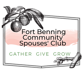 Fort Benning Community Spouses Club-tran