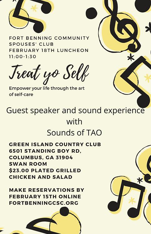 February 2021 Luncheon