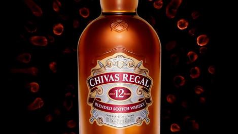 Chivas Regal tribute