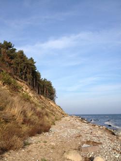 Yogareise Ostsee