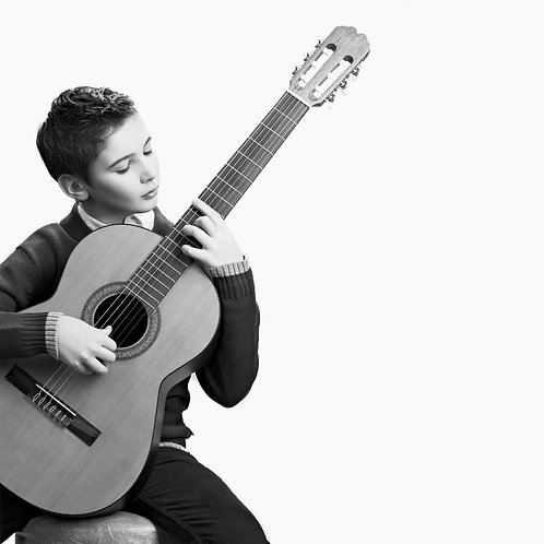 Curso de guitarra  | 45 min | Presencial