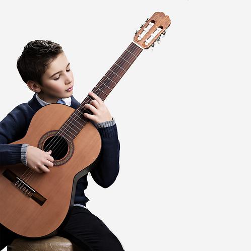 Curso de guitarra  | 60 min | Presencial