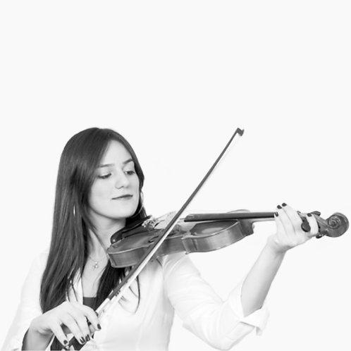 Curso de violino  | 45 min | Presencial