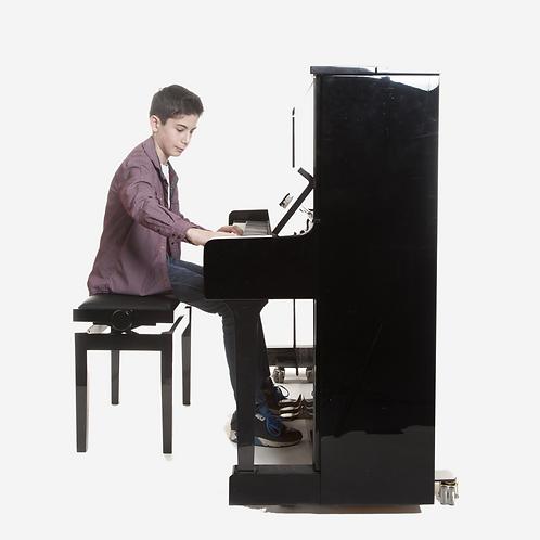 Curso de piano  | 60 min | Presencial