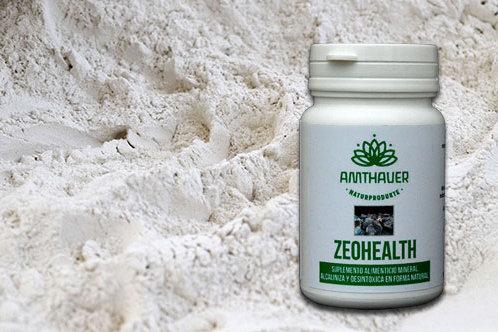 Zeohealth 80 grs. Zeolita activada, micronizada y tamizada
