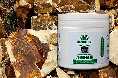 Zeohealth 300 cap. Zeolita Activada y Micronizada