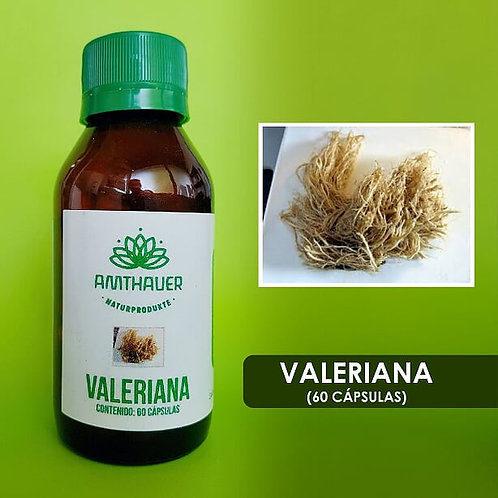 Valeriana Cápsulas