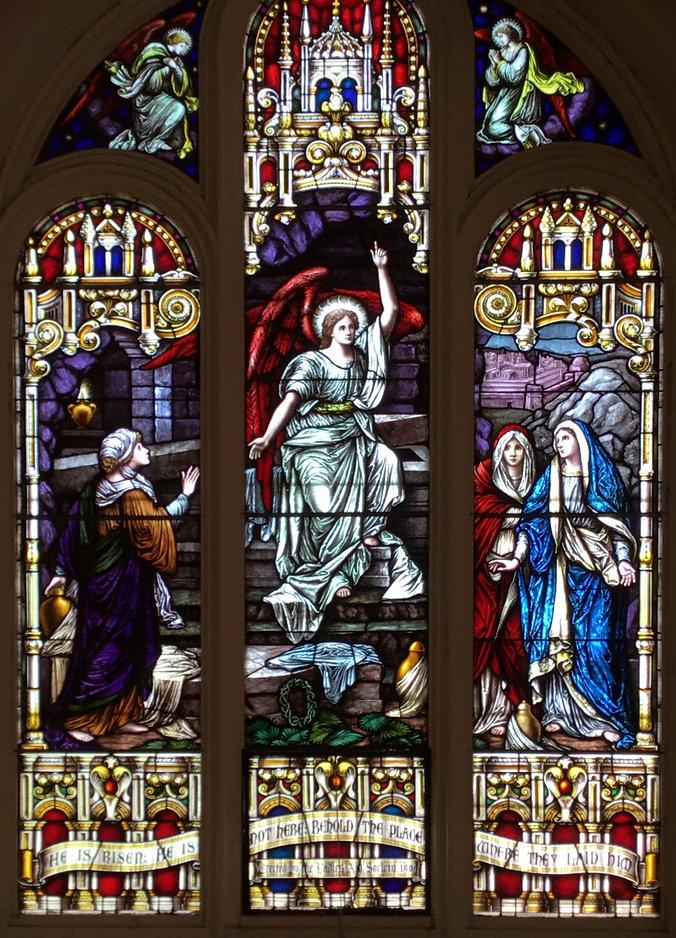 09 Mary Magdalene 10 Resurrection Angel