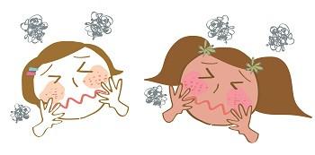 花粉の時期はお肌も敏感になりやすい