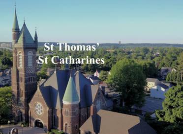 St. Thomas Church - St. Catharines
