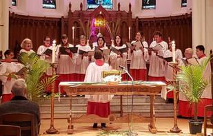 Choir - Easter 2019