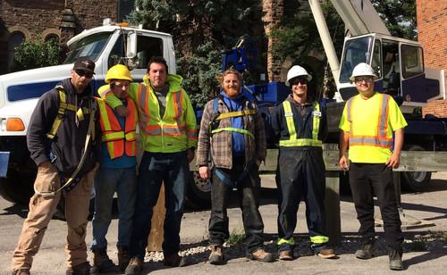 Tower Repair Crew