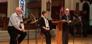 Readers Three (Lenten Readings)
