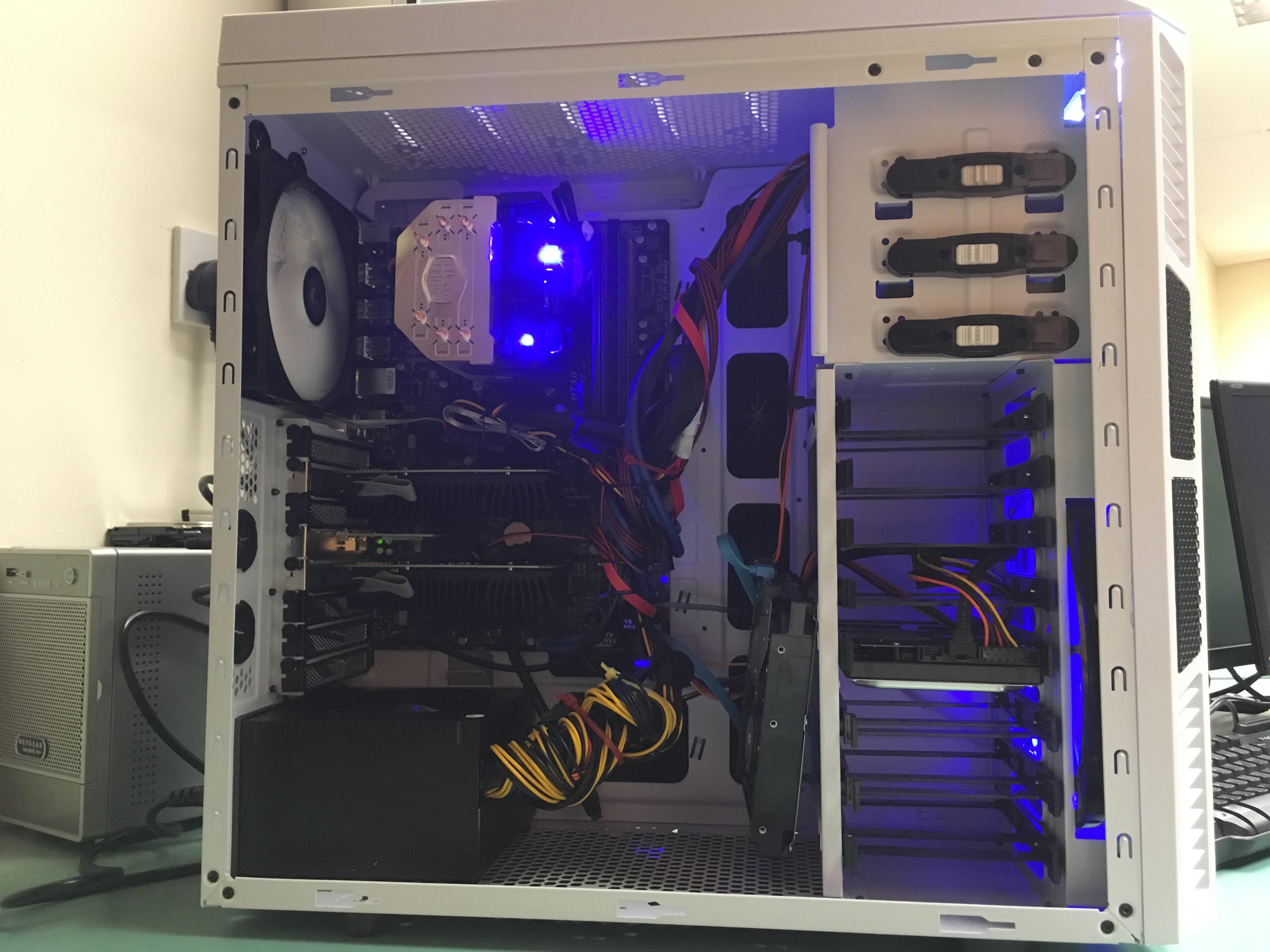 Custom Built Insides