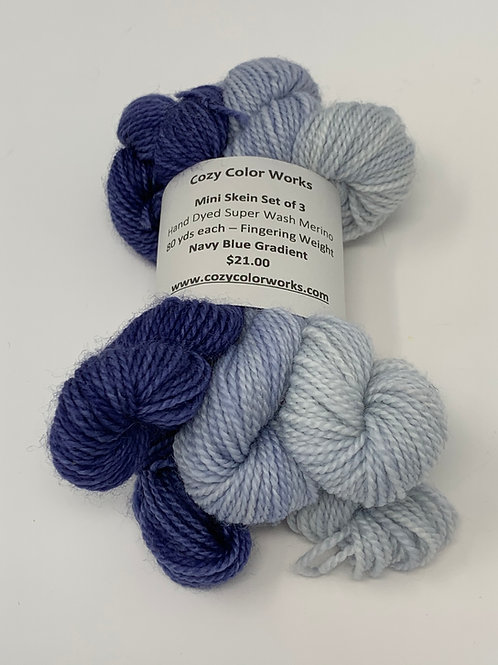 Navy Blue Gradient