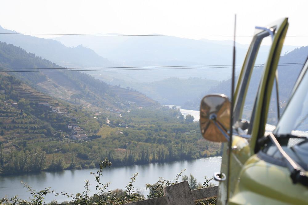 Douro in the Autumn