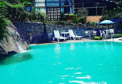 Aluguel de casa com piscina na Ilha Grande