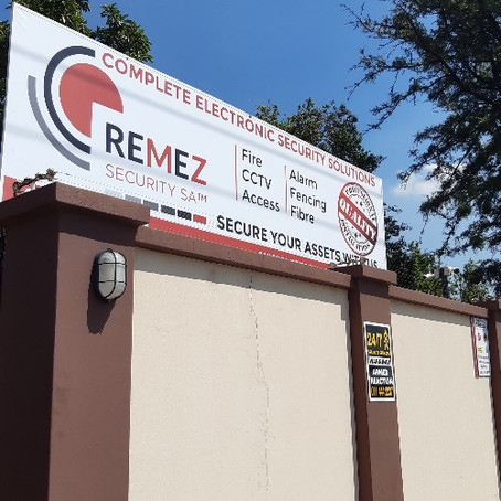Remez Security SA - Authorised Essential Service Provider