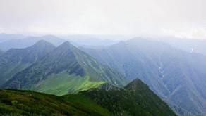カムイエクウチカウシ山 八の沢ルート