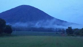 秋の蝦夷富士(羊蹄山)を楽しむ