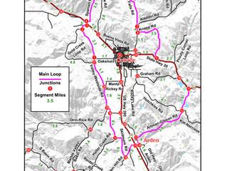 BikeNEW's Loops and Routes Descriptions