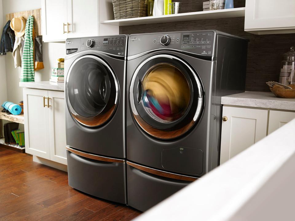 Whirlpool Hybrid Heat Dryer Product Launch