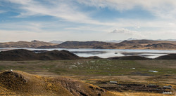 Leaving Titicaca, A2A Expedition