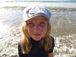 Beach girl Jessica, A2A Expedition