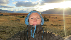 Patagonia selfie, A2A Expedition