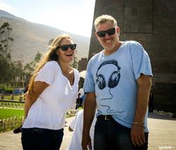 The Equator, A2A Expedition