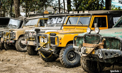 Land Rover Legion, A2A Expedition