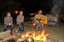 Bonfire, A2A Expedition