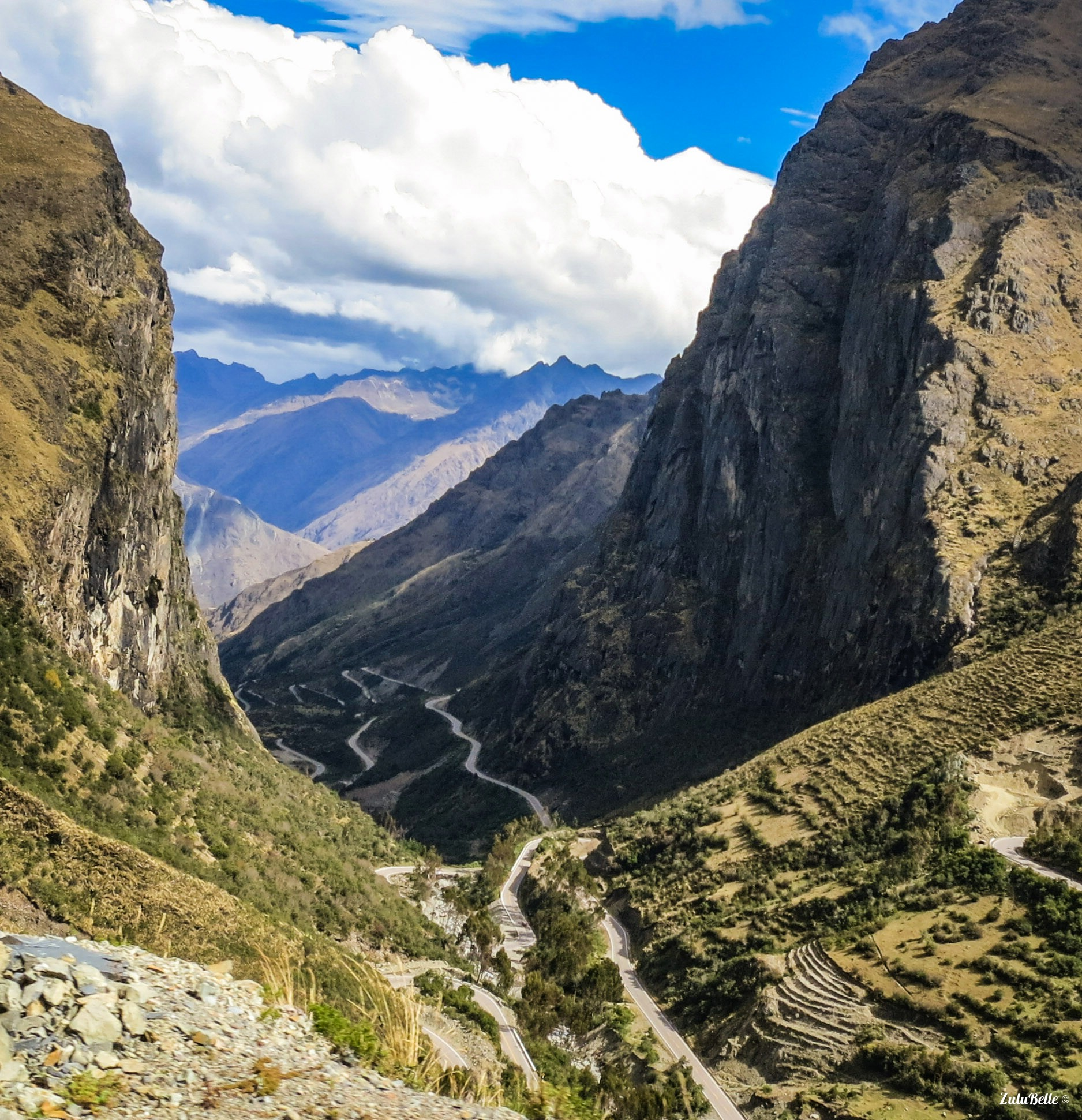 The road to Machu Picchu, A2A