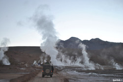 El Tatio Geysers, A2A Expedition