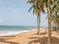 Shady Beach, Togo