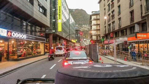 Andorra la Vella, A2A Expedition
