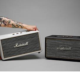 Marshall Speaker, Vanlife, Travel gear