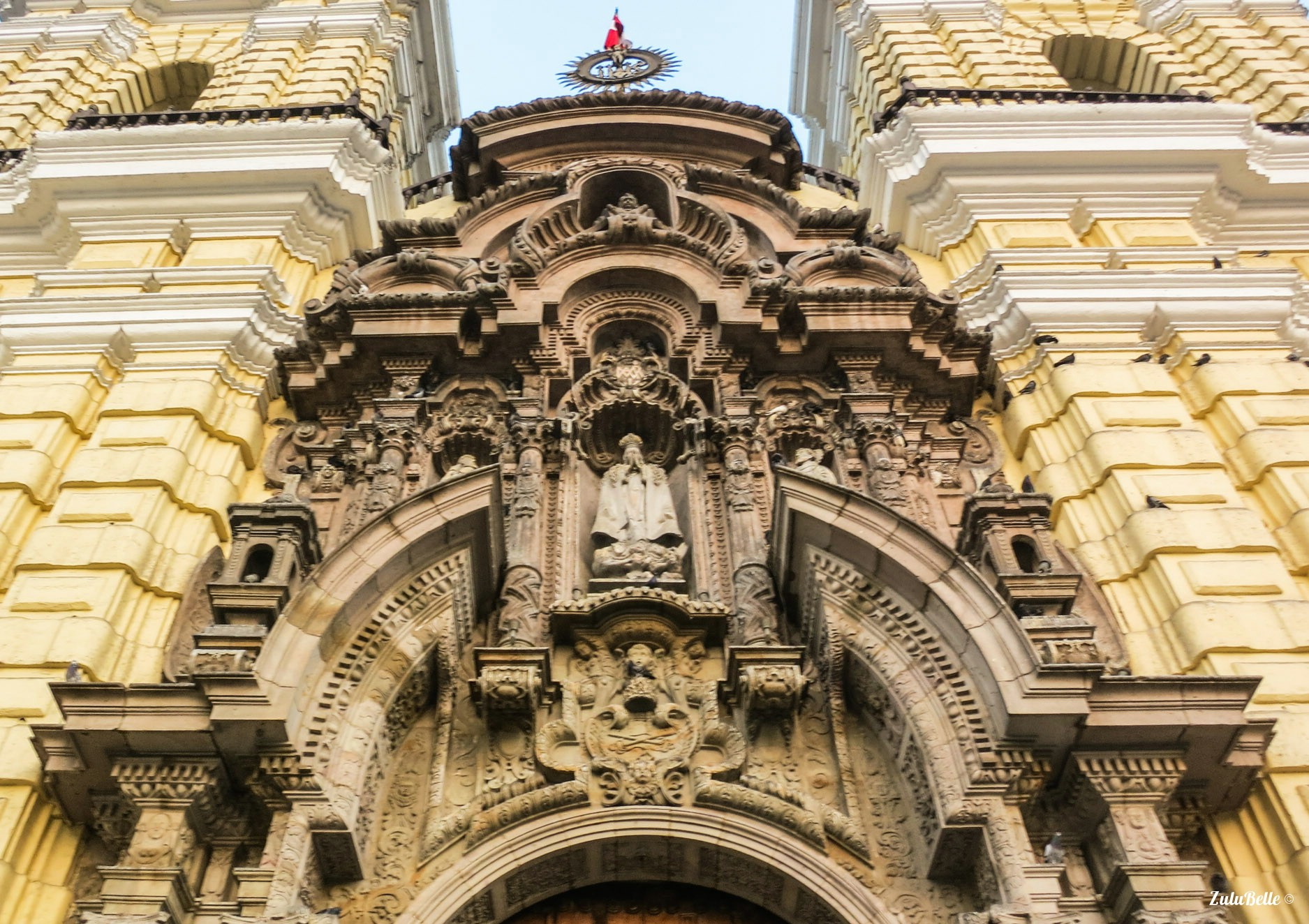 The Basillica Cathedral, Lima. A2A