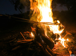 Fire is life, A2A Expedition