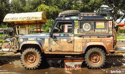 Land Rover Macapa, A2A Expedition