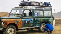Gordo Fritangero, A2A Expedition
