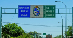 The Brazilian border, A2A Expedition