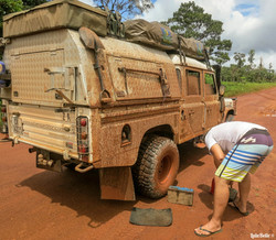 Rolling repairs, A2A Expedition