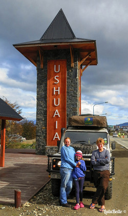 Ushuaia, A2A Expedition