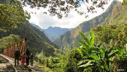 Machu Picchu, the hike. A2A