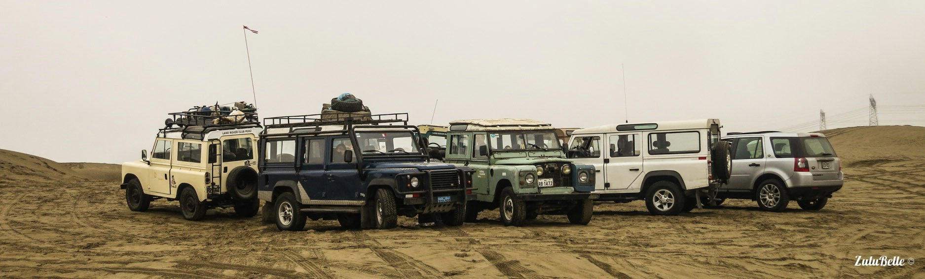 The Land Rover Club, Peru, A2A